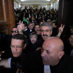 juges grève générale