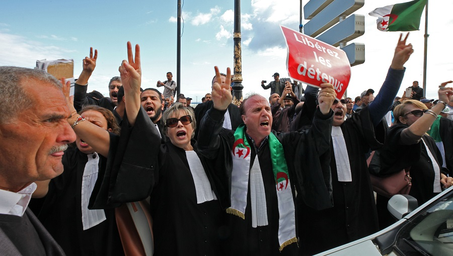 avocats grève