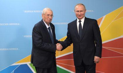 Quand Bensalah mentait à Poutine Russia Today couvrait le Hirak algérien
