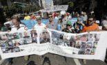 35e vendredi de manifestations : soutien aux détenus d'opinion