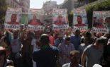 «Main dans la main, pas de marche arrière !» promettent les manifestants