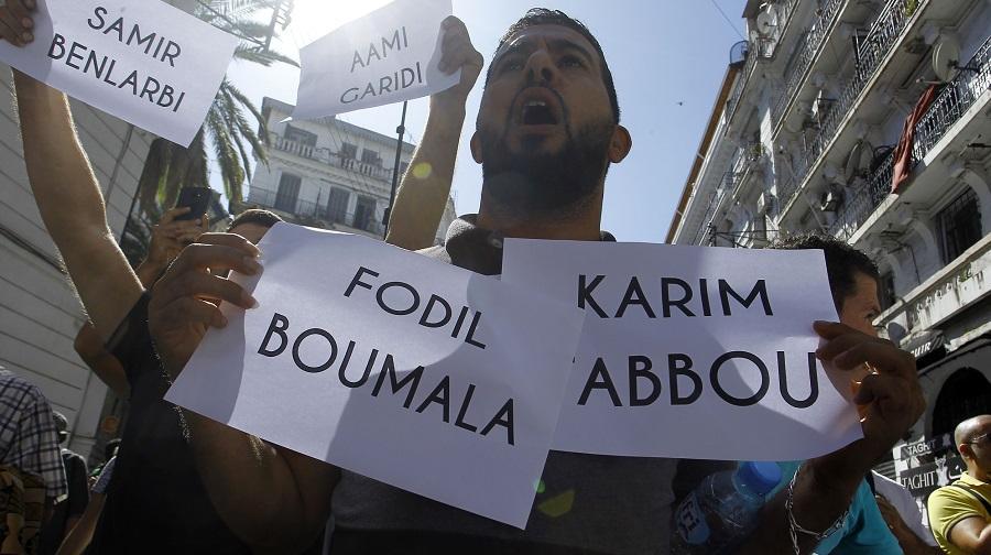 grève détenus