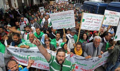 36e vendredi de manifestation : les Algériens dénoncent «l'humiliante rencontre» de Bensalah avec Poutine