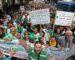 46e vendredi de manifestations à Constantine : les citoyens toujours aussi déterminés