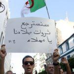 hydrocarbures manifestants