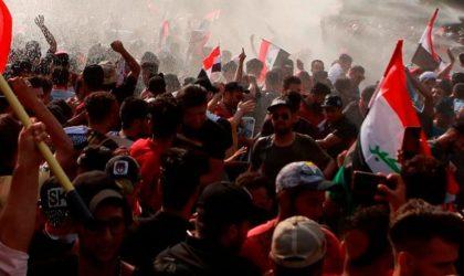 Les Irakiens emboîtent le pas aux Algériens et défient le régime corrompu
