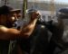 Interpellation des manifestants contre le candidat Bengrina à Blida