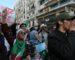 Marée humaine à Alger en ce 45e mardi de marche des étudiants