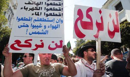 Le Mouvement populaire prépare de nouvelles actions contre la dictature