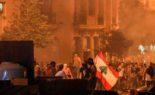 Colère au Liban : échauffourées entre forces de l'ordre et manifestants