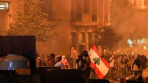 manif Liban