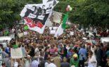 43e vendredi de manifestation à Alger