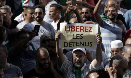 Nouvelles arrestations de militants politiques : le pouvoir veut étouffer le Hirak
