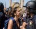 Les manifestants libanais brandissent le drapeau algérien en guise d'exemple