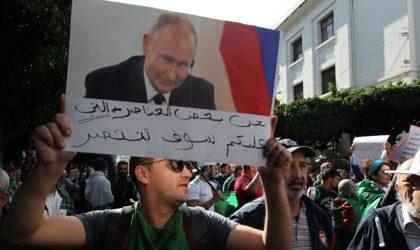 Quand un média russe révèle au monde l'incurie du pouvoir illégitime algérien
