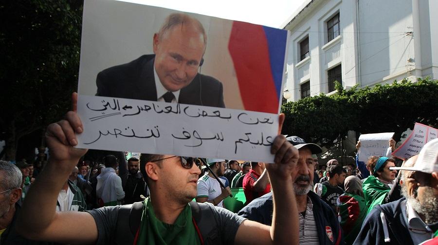 Vladimir Poutine Bensalah