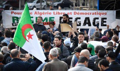 Le successeur du général Gaïd-Salah devra écouter le peuple