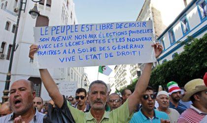 Marées humaines à travers tout le pays pour dire non à l'élection du 12 décembre