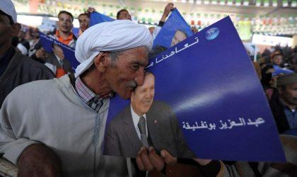 Comment les pro-élection sont accueillis à Alger