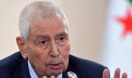 Rumeurs sur le transfert de Bensalah en France : ce qu'en disent les Algériens