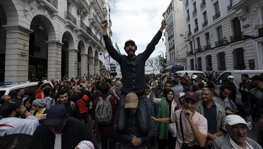 Algerie désaffection