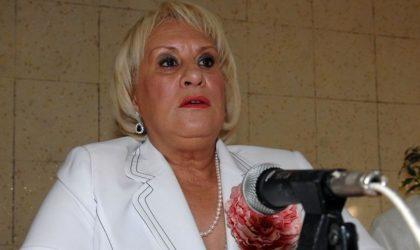 Celle qui veut rouvrir les bordels accuse les détenus du Hirak de trafic de drogue