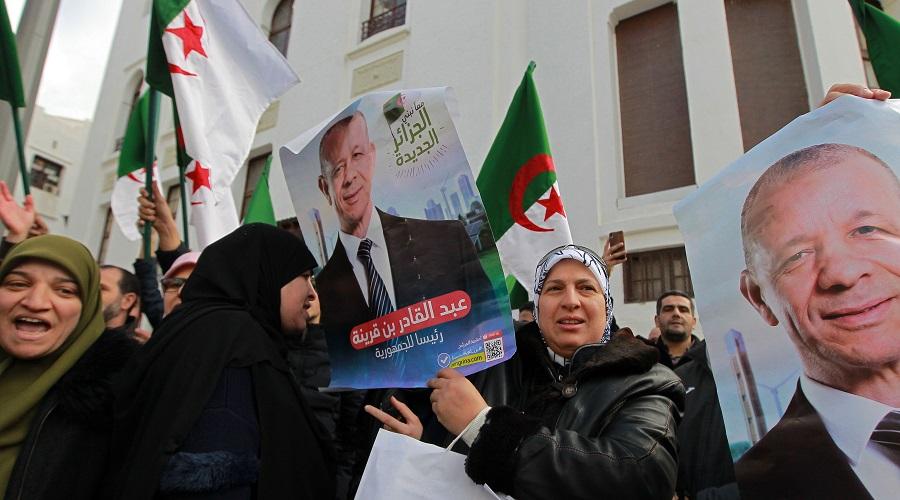 Bengrina élection présidentielle