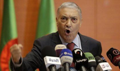 Un citoyen soutire un aveu au candidat Ali Benflis qui admet un fait contraint