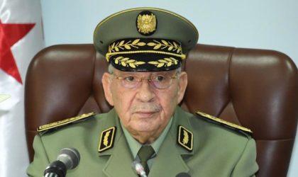Profil psychologique du général Gaïd-Salah : excès, sadisme et jeu machiavélien