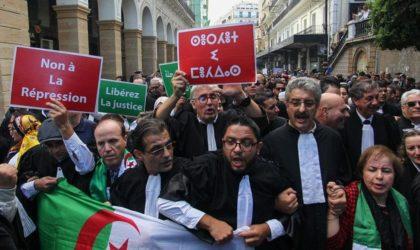 Les juges tunisiens à leurs collègues algériens : «Nous sommes avec vous !»