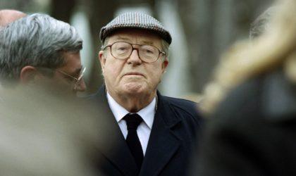 Quand Le Pen étale son «humanisme religieux» durant la «Guerre d'Algérie»