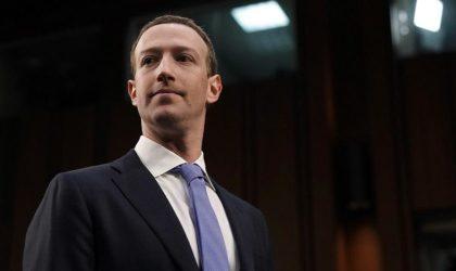 Censure émiratie : les Algériens demandent des comptes à Zuckerberg