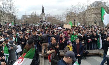 La diaspora algérienne en France dénonce le «silence complice» des médias français
