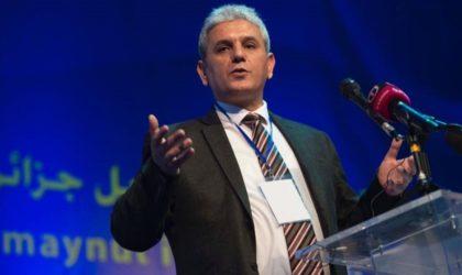 Mohcine Belabbas dénonce «les errements politiques du commandement militaire»