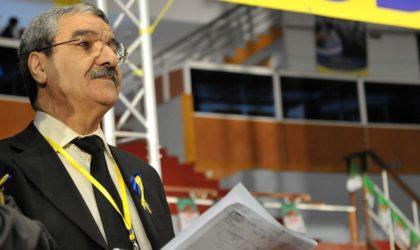 Saïd Sadi appelle à ne pas payer les amendes infligées aux détenus politiques