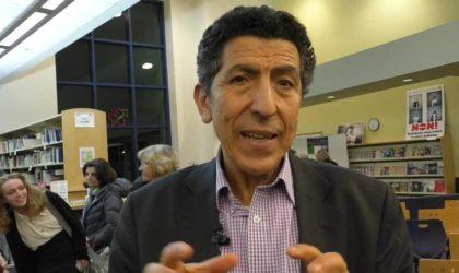 Slimane Zeghidour : «Le pouvoir algérien fait preuve de dénégation»