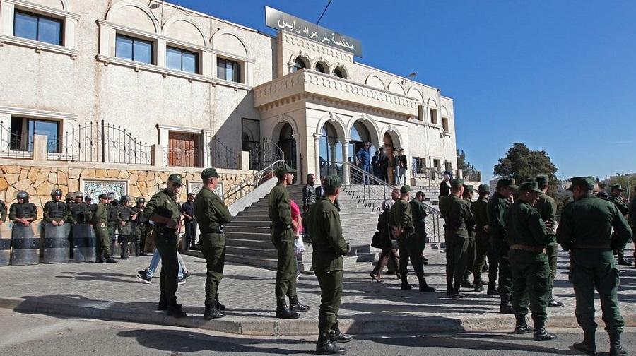 tribunal gendarmes