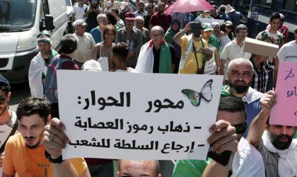Structure ou pas de l'intifadha populaire ?