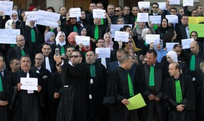 Les magistrats piégés par le pouvoir et lâchés par le peuple désormais seuls