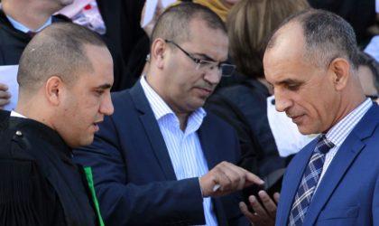Le Syndicat national des magistrats rompt le dialogue avec la tutelle et exige le départ de Belkacem Zeghmati