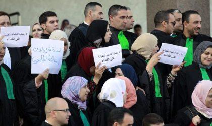 Zeghmati exécute l'ordre de Gaïd-Salah et veut intimider les juges grévistes