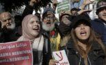Les étudiants manifestent à Alger-Centre contre l'élection présidentielle