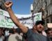 37e marche des étudiants : même détermination pour le départ des symboles du régime
