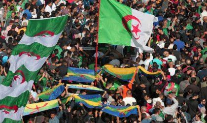 37e marche de vendredi : tsunami humain à Alger