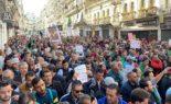 Marée humaine à Alger en ce 42e vendredi de manifestation