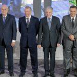 cinq pions présidentielle