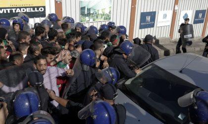 Une quarantaine de citoyens arrêtés pour avoir perturbé un rassemblement pro-élection