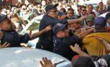 Annaba : les manifestants contre le rassemblement pro-élection tabassés par la police