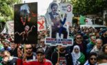 Enorme manifestation à Mostaganem contre l'élection du 12