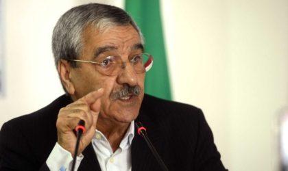 Sadi accuse : «Le pouvoir entretient des relations maffieuses avec le Golfe»